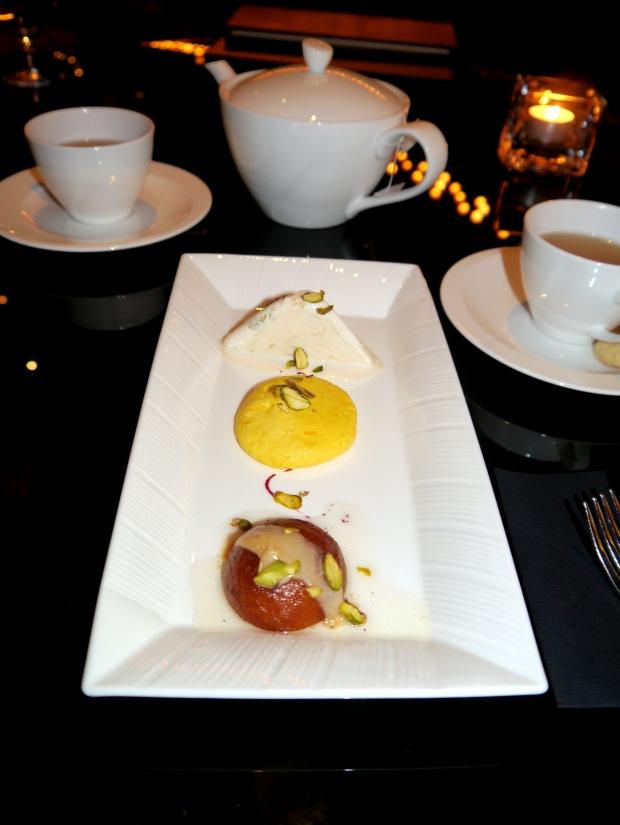 Patiala's Dessert Platter