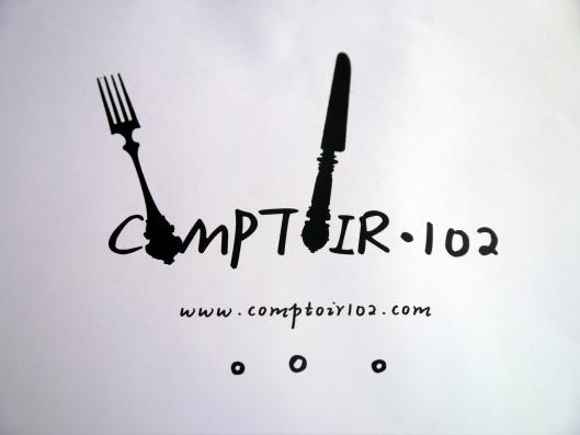 Cafe Comptoir 102