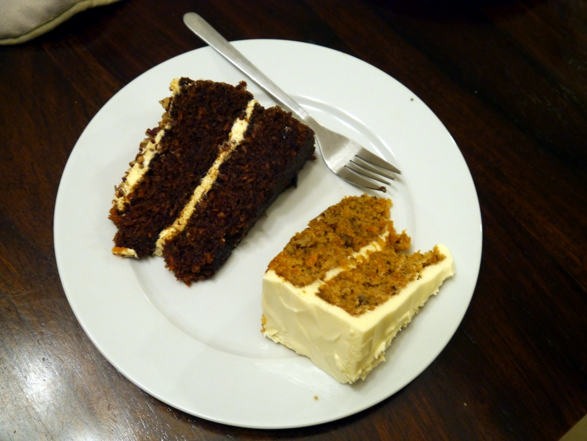The Great Dubai Carrot Cake-off