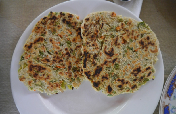 Vegetable roti