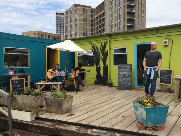 The Hatch Cafe