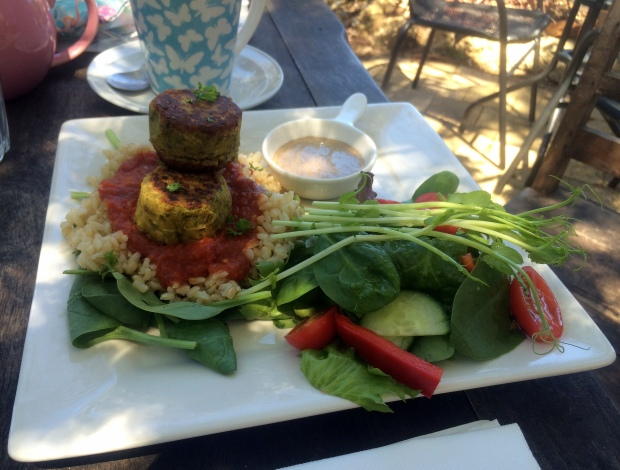 The Falafel plate