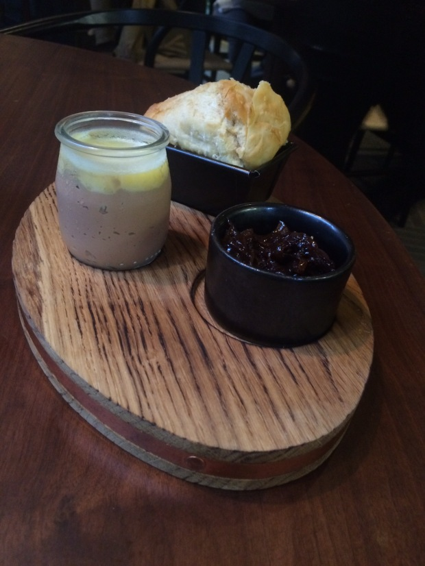 The Chicken Liver Pate
